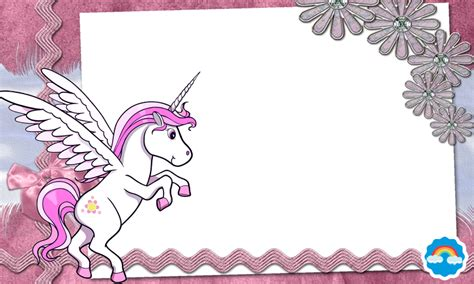 Photo Frame Pony pony unicorn frames co uk appstore for android