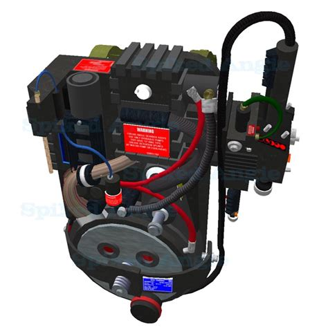 Buy Proton Pack by Ghostbusters Proton Pack By Spiked Angie On Deviantart