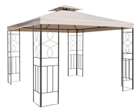 Wetterfeste Pavillon 3x4m by Gartenpavillons Aus Metall Und Weitere Pavillons Pergolen