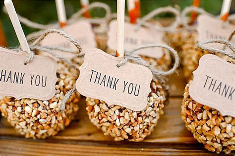 Wedding Favors For Fall 6 fall wedding ideas we