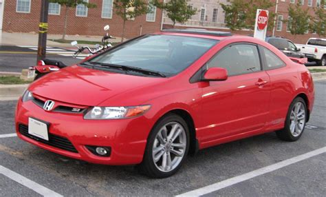 honda civic si coupe motoburg