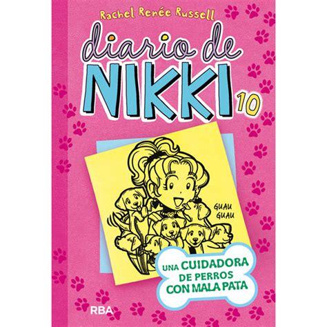 diario de nikki una libros diario de nikki 183 libros 183 el corte ingl 233 s