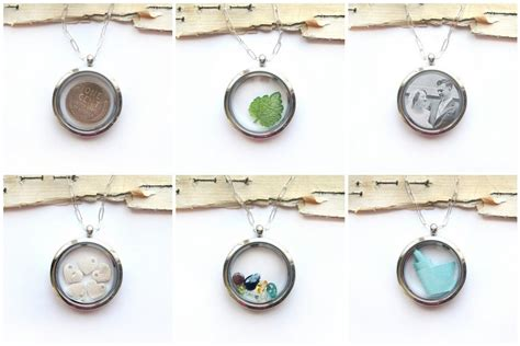 Wedding Bouquet Memory Locket by Wedding Bouquet Memory Locket Holds Photos Charms By Popko