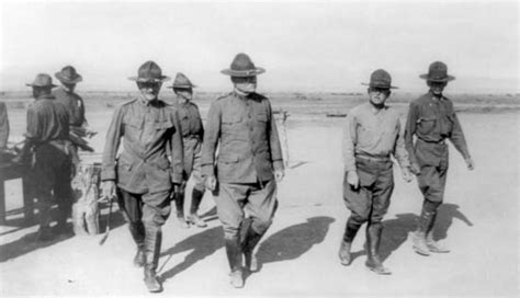 what challenge did pershing in 1917 j black pershing biography facts