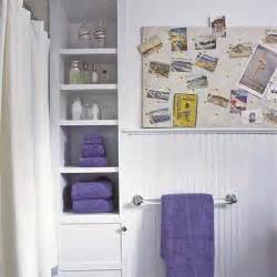 Built In Shelves Bathroom Build Into A Bathroom Wall Smart Storage Solutions This House