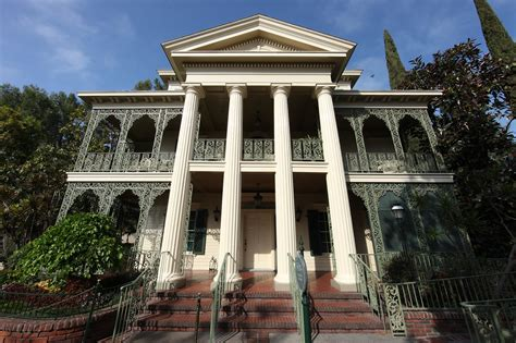 Haunted House Disneyland by Want To Be An Imagineer Marty Sklar Shares Path In Quot One