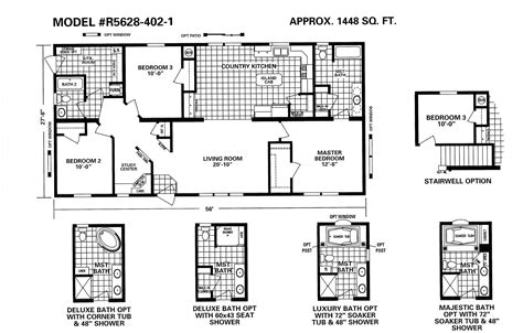 schult mobile homes floor plans schult timberland 5628 402 1 excelsior homes west inc