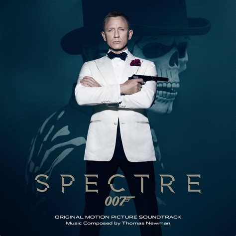 spectre film james bond spectre movie soundtrack
