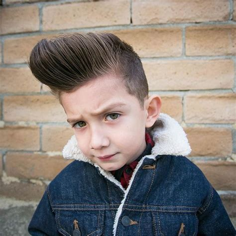 11 year old boys quiff hairstyles beautiful and ultra modern hairstyle for kids hairzstyle