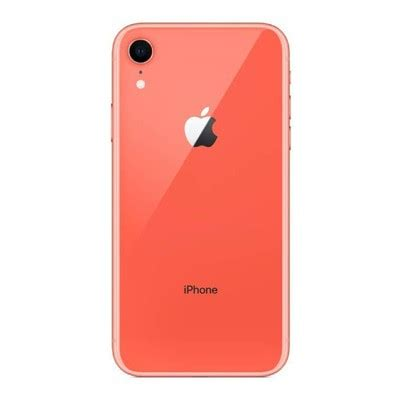 apple iphone xr gb coral unlocked musicmagpie store