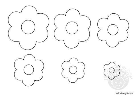 fiori primavera da colorare disegni correlati a primavera fiori stilizzati da colorare