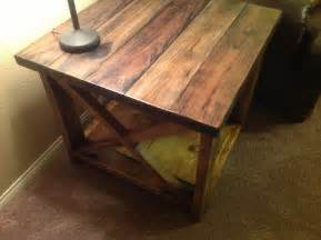 Rustic End Tables And Coffee Tables Rustic End Tables And Coffee Tables Furniture Ideas