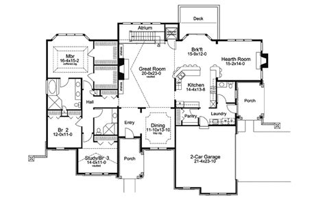 House Plans With Elevators Cheshire Efficient Home Plan 007d 0207 House Plans
