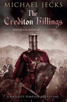 the crediton killings book by michael jecks official