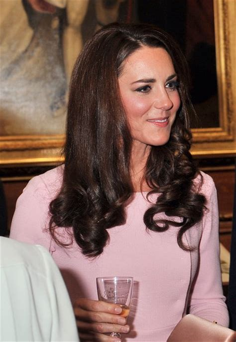 kate middleton long curly hairstyle hairstyles weekly