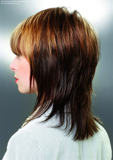 how to highlight layered hair women s hairstyles layered medium hairstyles black and
