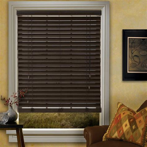 abachi real wood blinds 4 colors free shipping ebay