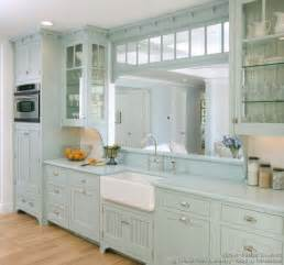 Blue Kitchen Cabinets Ideas by Pictures Of Kitchens Traditional Blue Kitchen Cabinets