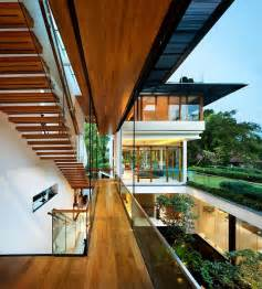 home architecture design modern tropical bungalow dalvey road house by guz architects