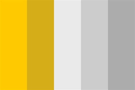gold and gray color scheme white and gold color palette