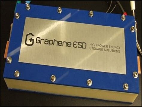 supercapacitor battery development canadian company presents prototype graphene supercapacitor battery graphene uses