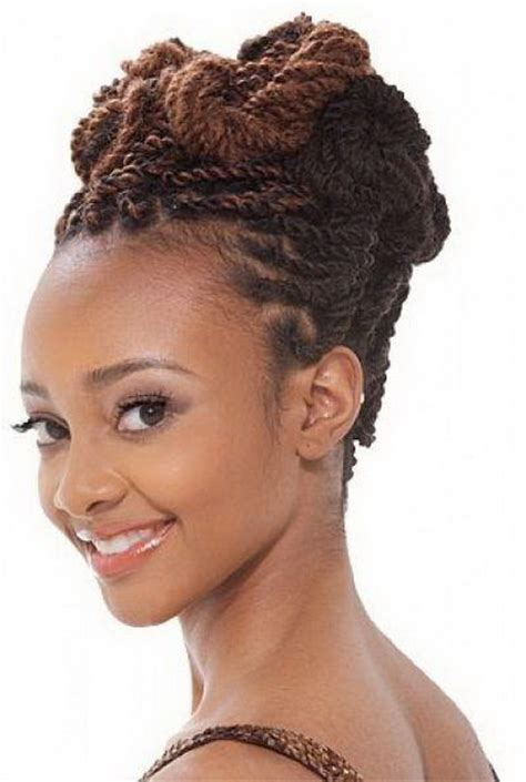 black braided updo hairstyles pictures braided updos hairstyles for black women pictures short