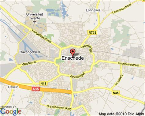 Interactive Interior Design map holland enschede