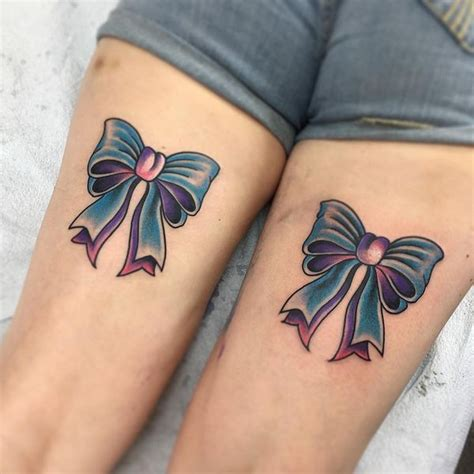 cute girly tattoos designs bow tattoos designs and meanings