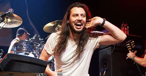 andrew w k andrew w k plots new lp in nine years rolling