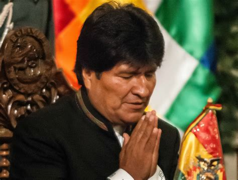 evo morales bolivia for a lasting solution to the climate crisis we