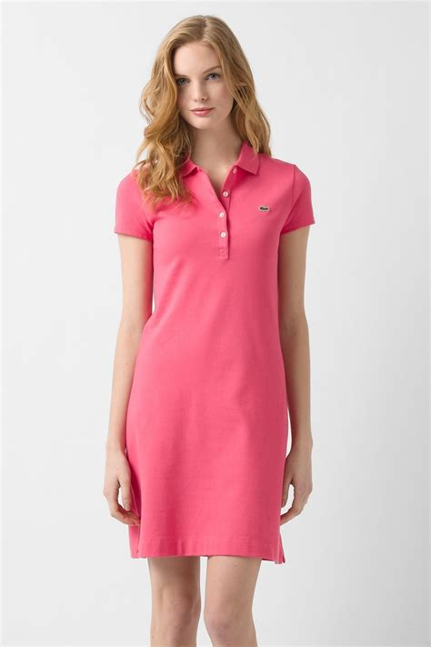 Dress Polos 2 lacoste sleeve stretch pique classic polo dress dresses shop senior style