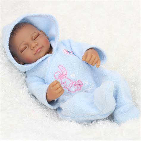 black doll boy 10 quot american black baby dolls reborn vinyl