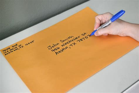 where does st go on envelope how to add an attention on mailing envelopes learn how to