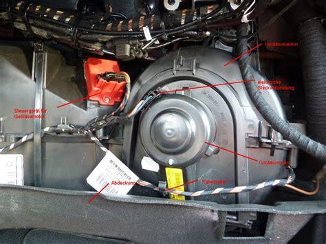 Audi A6 4f Klimaanlage Heizt by Klimaanlage Problem Unangenehmer Geruch Aus Der