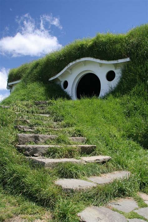 Cute Lord Of The Rings Hobbit Houses In New Zealand | cute lord of the rings hobbit houses in new zealand
