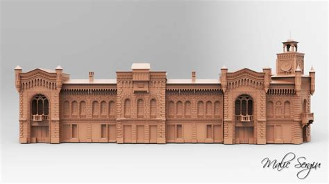 house 3d model glenridge hall part 1 youtube chisinau city hall 3d model during the interwar period