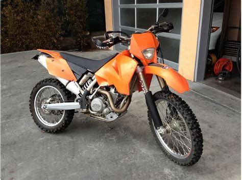 2005 Ktm 450 Exc 2005 Ktm Exc 450 For Sale On 2040motos