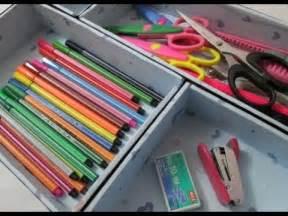 Cupboard Organizers diy 26 drawer stationery organizer youtube