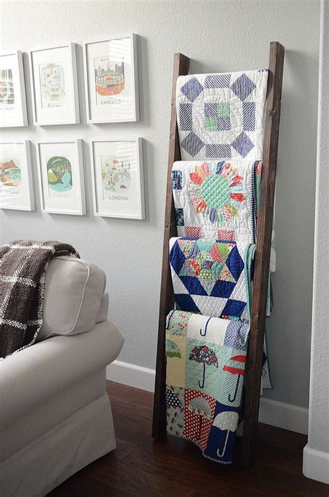 blanket storage ideas that look great for every room in blanket storage ideas
