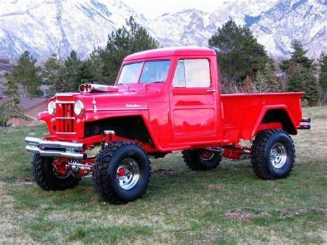 willys jeep pickup lifted willys car related images start 400 weili automotive network