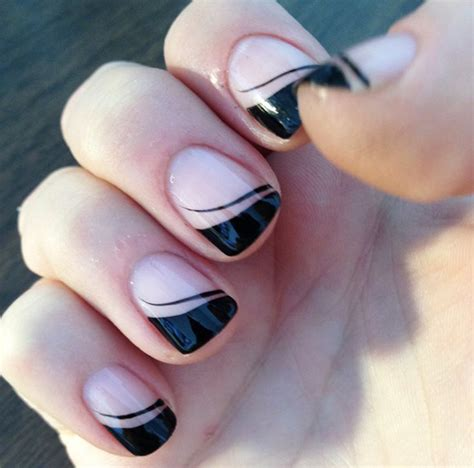 Simple Nail Images by Image Gallery Nail Designs 2016