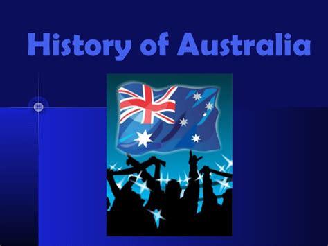 european colonization of australia