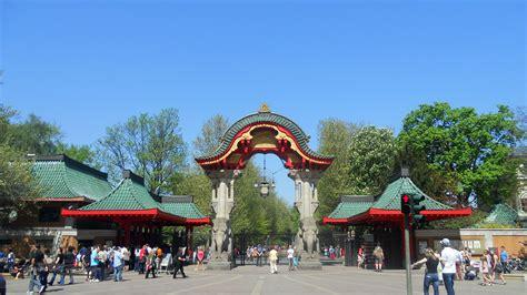 Zoologischer Garten Berlin by Zoologischer Garten Zoo In Berlin Germany