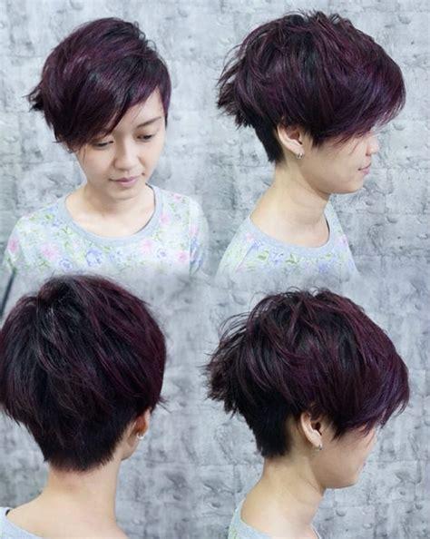 20 best short shag haircut ideas designs hairstyles uneven shag hairstylegalleries com