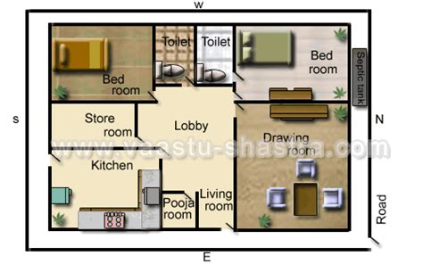 100 Floors 39 Help by Vastu Model Floor Plans For Direction