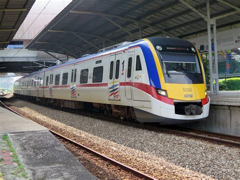 Ktm Komuter Bandar Tasik Selatan Ktm Komuter Station Malaysia