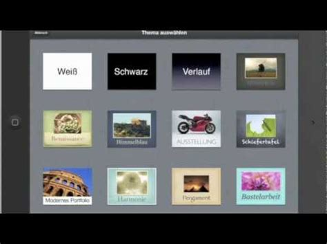 youtube tutorial keynote keynote ipad tutorial youtube