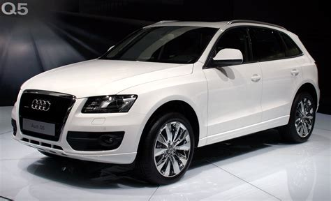 how does cars work 2012 audi q5 spare parts catalogs file audi q5 front white moscow autoshow 2008 27 08 jpg wikimedia commons
