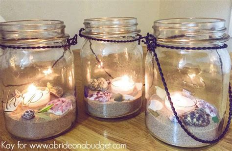 do it yourself wedding centerpieces with jars wedding jar centerpieces a on a budget