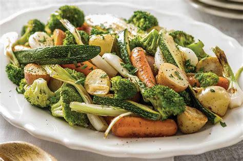 cocinar verduras al vapor como hacer verduras al vapor